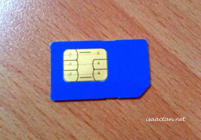 Celcom Sim Card
