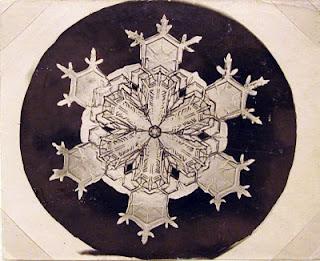 fotomiografia18 feita por wilson a bentley de um floco de neve_cristal de neve