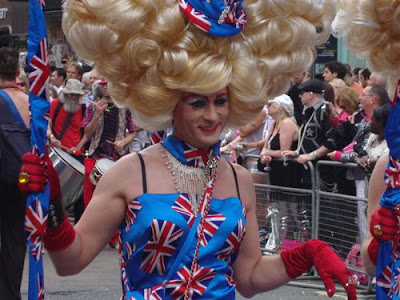 London gay pride 2009