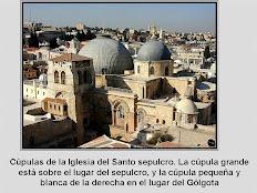Iglesia del Santo Sepulcro - Jerusalen