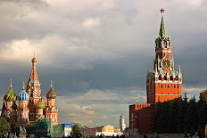 Kremlin y la Plaza Roja de Moscú - St Basils Cathedral - Moscú.