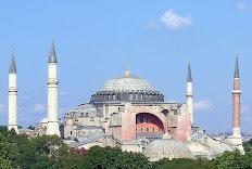 Catedral de Santa Sofía - Estambul, Turquía.