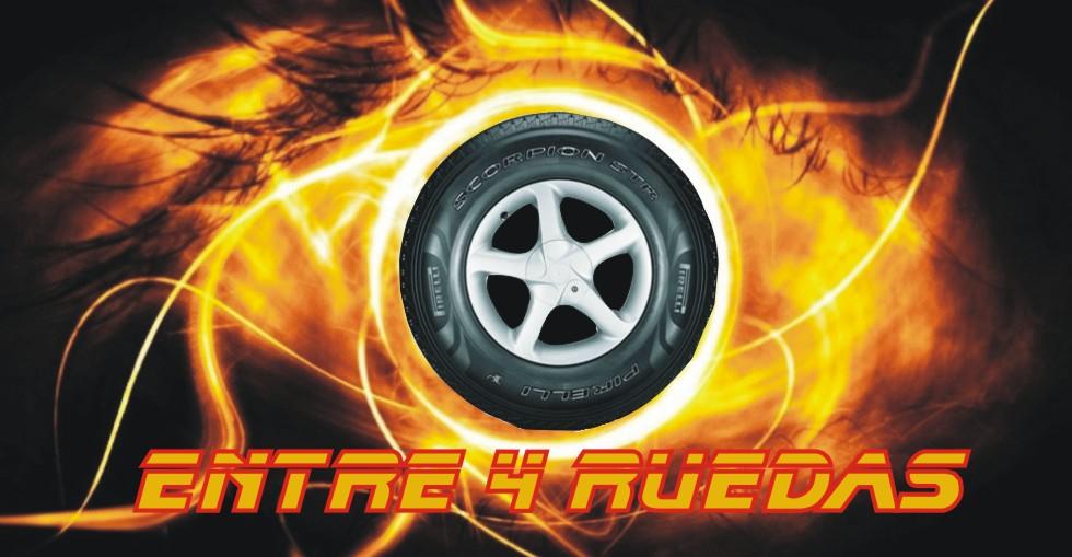 Entre 4 ruedas