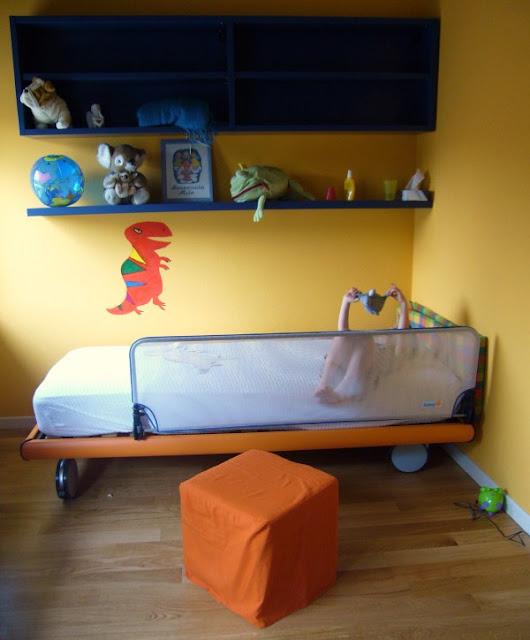 Voglio Una Mela Blu: Decorare le pareti della cameretta? Fatto! TUTORIAL