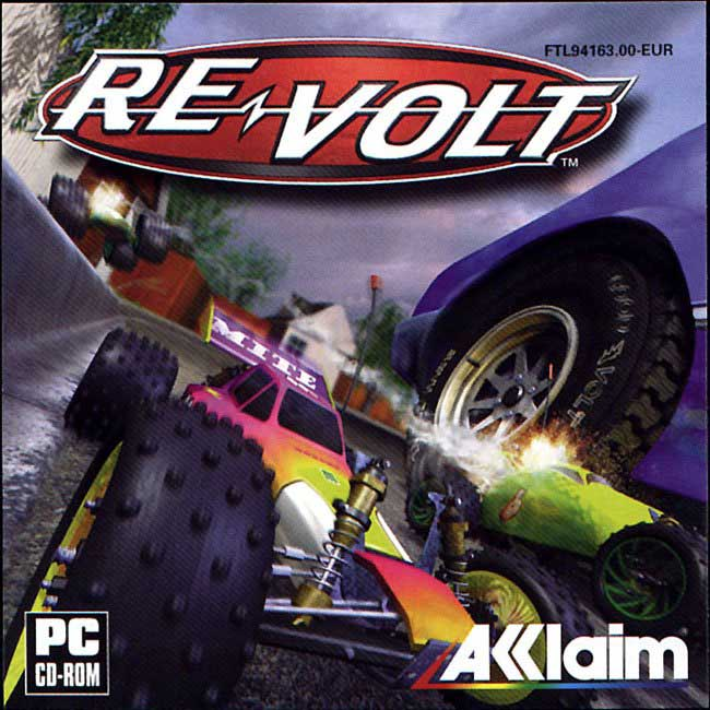 revolt (español) juego de coches