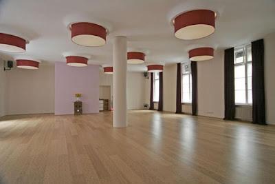 Spirit Yoga Berlin Übungsraum