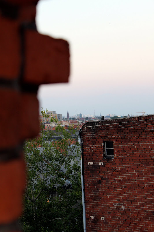 Im Test Yogastudios Berlin: moveo Yoga Blick aus Fenster