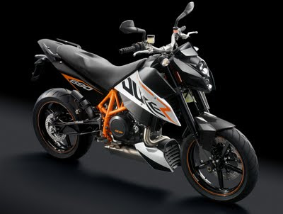 2010 KTM Motorcycles