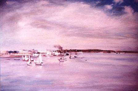 Bahia de la Havana 1889
