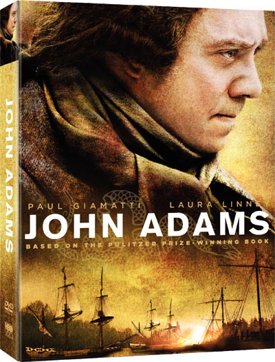 ... the American Revolution in film than John Adams. See ya The Patriot