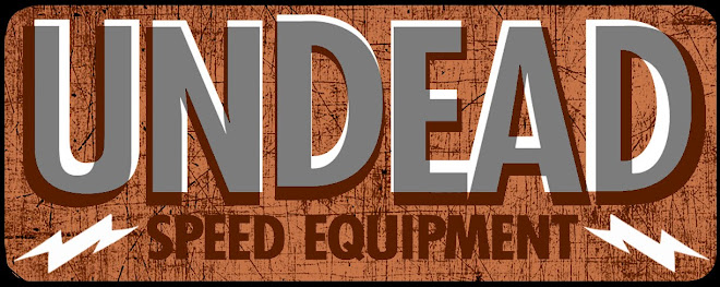 Undead Speed Equipment: The art and design of Wes Brooks