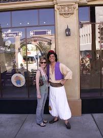 Me & Aladdin!