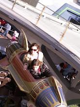 Rockets at Disneyland!