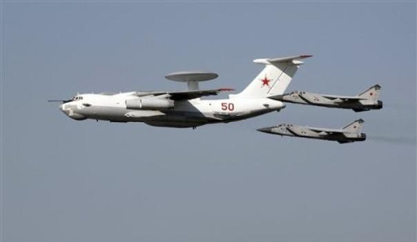 Russia modernizes fleet of a 50m awacs planes all about military