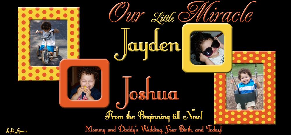 Our Little Miracle-Jayden Joshua