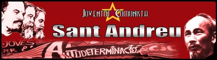 CJC-Joventut Comunista de Catalunya -Sant Andreu-