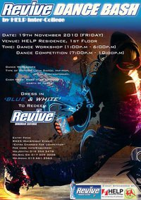 REVIVE Dance Bash by HELP University College