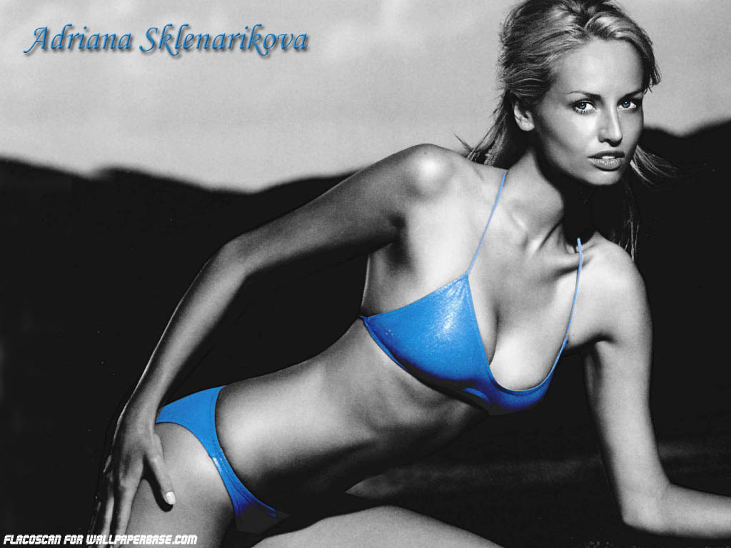 Adriana Sklenarikova Sexy Photo Gallery