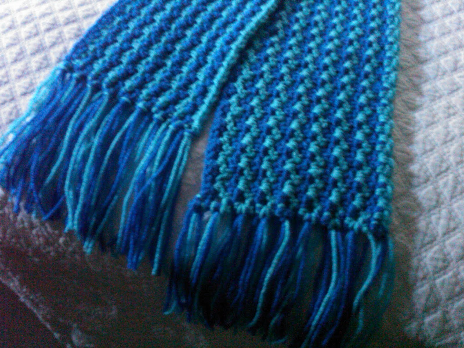wildknitter crochet pattern for special olympics scarf