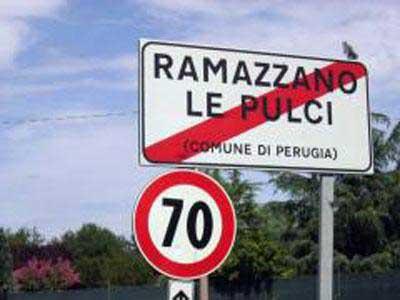 Paesi e città con nomi assurdi Ramazzano
