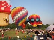 Plano Balloon Festival 2010 (balloon fest )