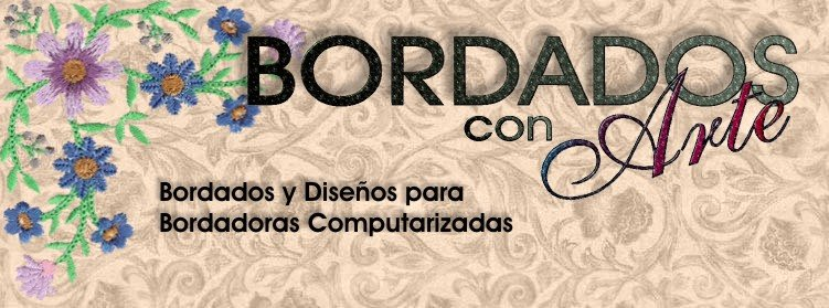 Bordados Con Arte - Blog