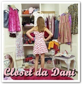 O closet da Dani