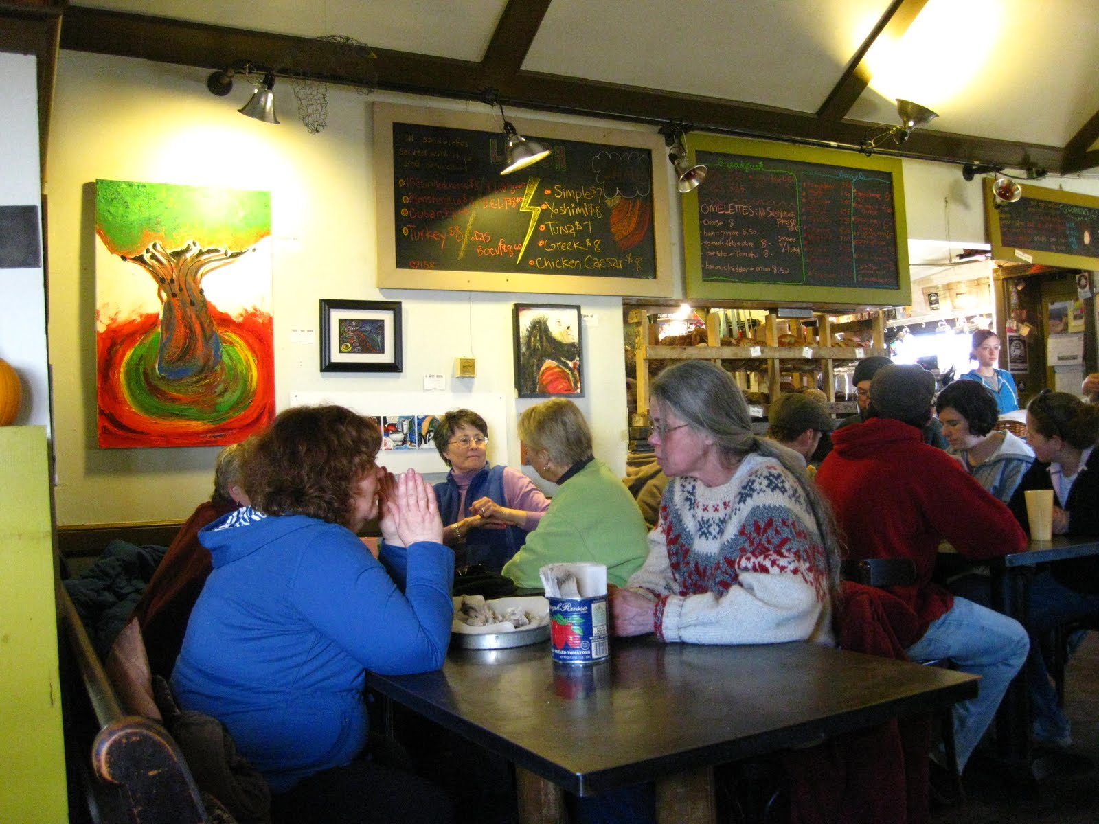 Bagel Street Cafe Center Avenue Martinez Ca