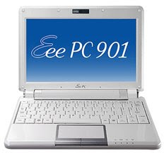Asus Eee PC 901 Features and Specifications