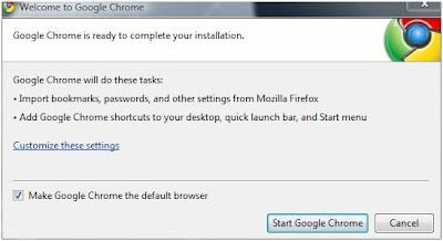 Google Chrome Offline Installation