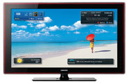 Picture of Samsung LN55A950 55-inches high-definition LCD TV