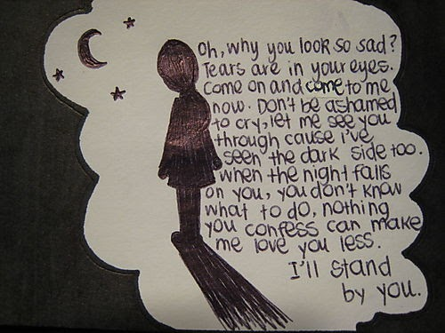 Stand by your side lyrics