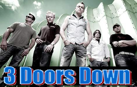 3 doors down be like that video: