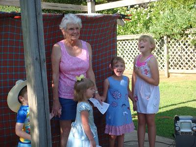 Happy Birthday Aunt Pat!