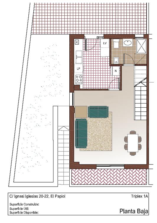 El balc n de papiol planos viviendas - Paginas de viviendas ...