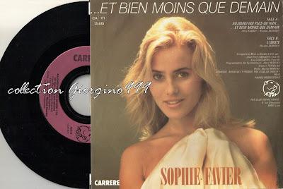 Sophie Favier Aujourdhui Plus QuHier Remix Special DJ