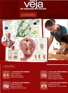 Veja Atlas.Corpo.Humano Guia Veja de Medicina e Saúde [CD ROM]