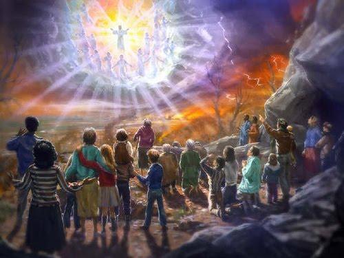 O ARREBATAMENTO DA IGREJA DE CRISTO JESUS!