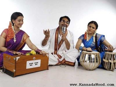 Kannada movie Sreeharikathe