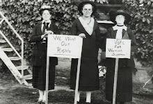 Calvert Suffragettes