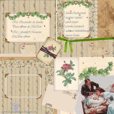 ღೋƸ̵̡Ӝ̵̨̄Ʒღ  LOS RECUERDOS DE LA ABUELA....  ღೋƸ̵̡Ӝ̵̨̄Ʒღೋ  Portada+album+recuerdos+de+familia