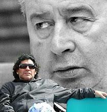 Grondona tratará de destrabar el conflicto de Maradona y Bilardo