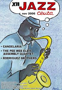 XII festival de jazz de ceuta