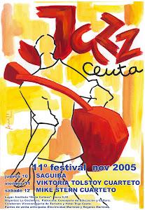 XI festival de jazz de ceuta
