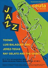 XV festival de jazz de Ceuta