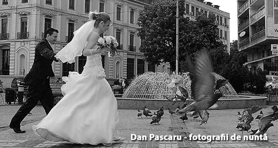 Dan Pascaru - fotografii de nunta