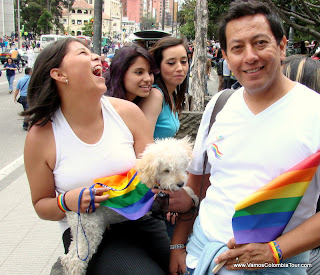 Bogota Event a True Experience of Gay Pride