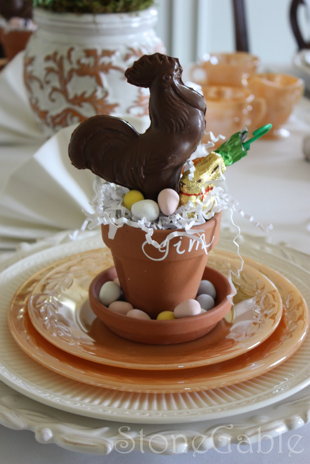 Stonegable Easter Dinner