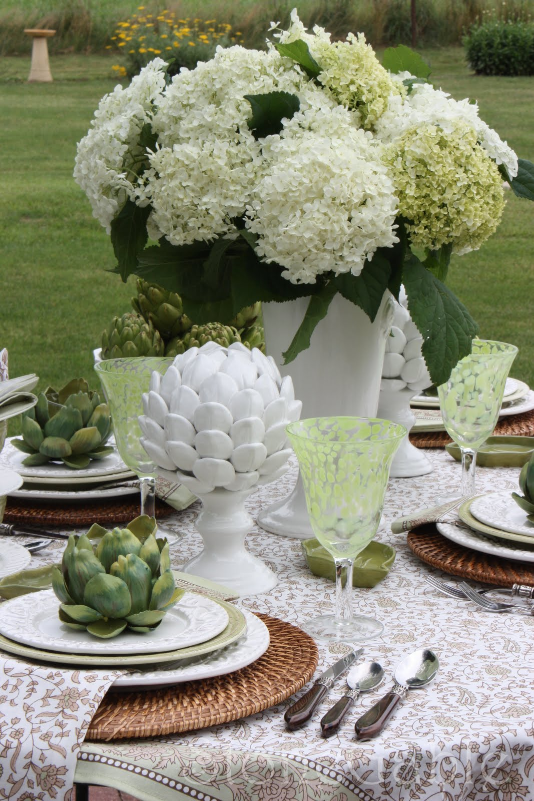 Stonegable Tablescapes