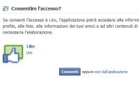 applicazioni virus su Facebook